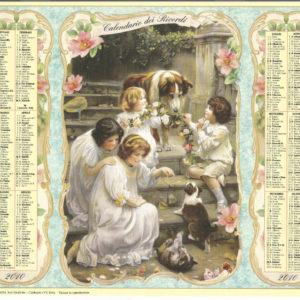 Calendari Dei Ricordi