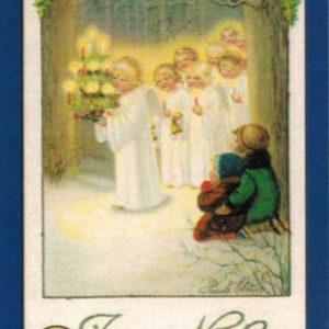 Cartoline Ebner Natale
