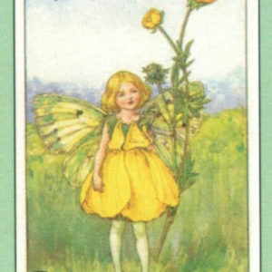 Cartoline Fatine dei Fiori