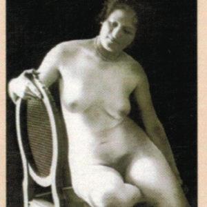 Cartoline Nudi D'epoca